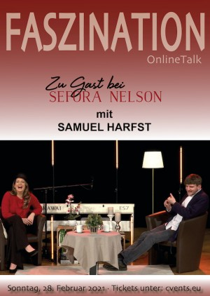 Zu Gast bei Sefora Nelson: Doku-Talk mit Samuel Harfst
