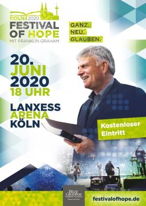 Festival of Hope.