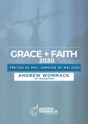 Conferenza Grazia + Fede 2020