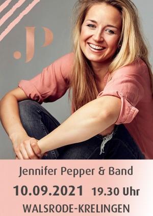 Konzert mit Jennifer Pepper & Band