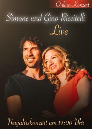 Neujahrskonzert - mit Simone und Gino Riccitelli