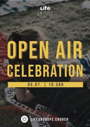 Open Air Celebration
