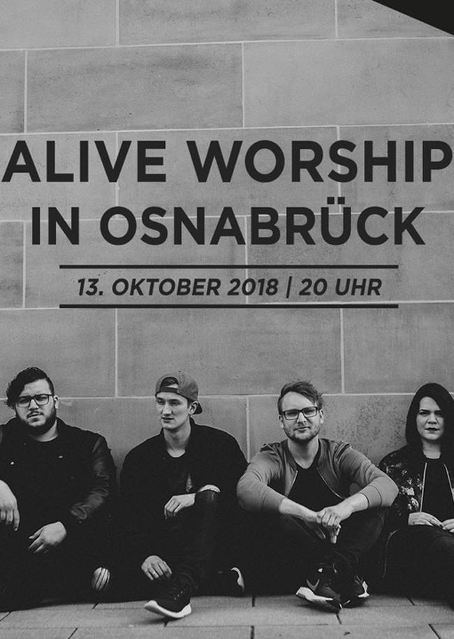 Alive Worship - Worshipnight in Osnabrück