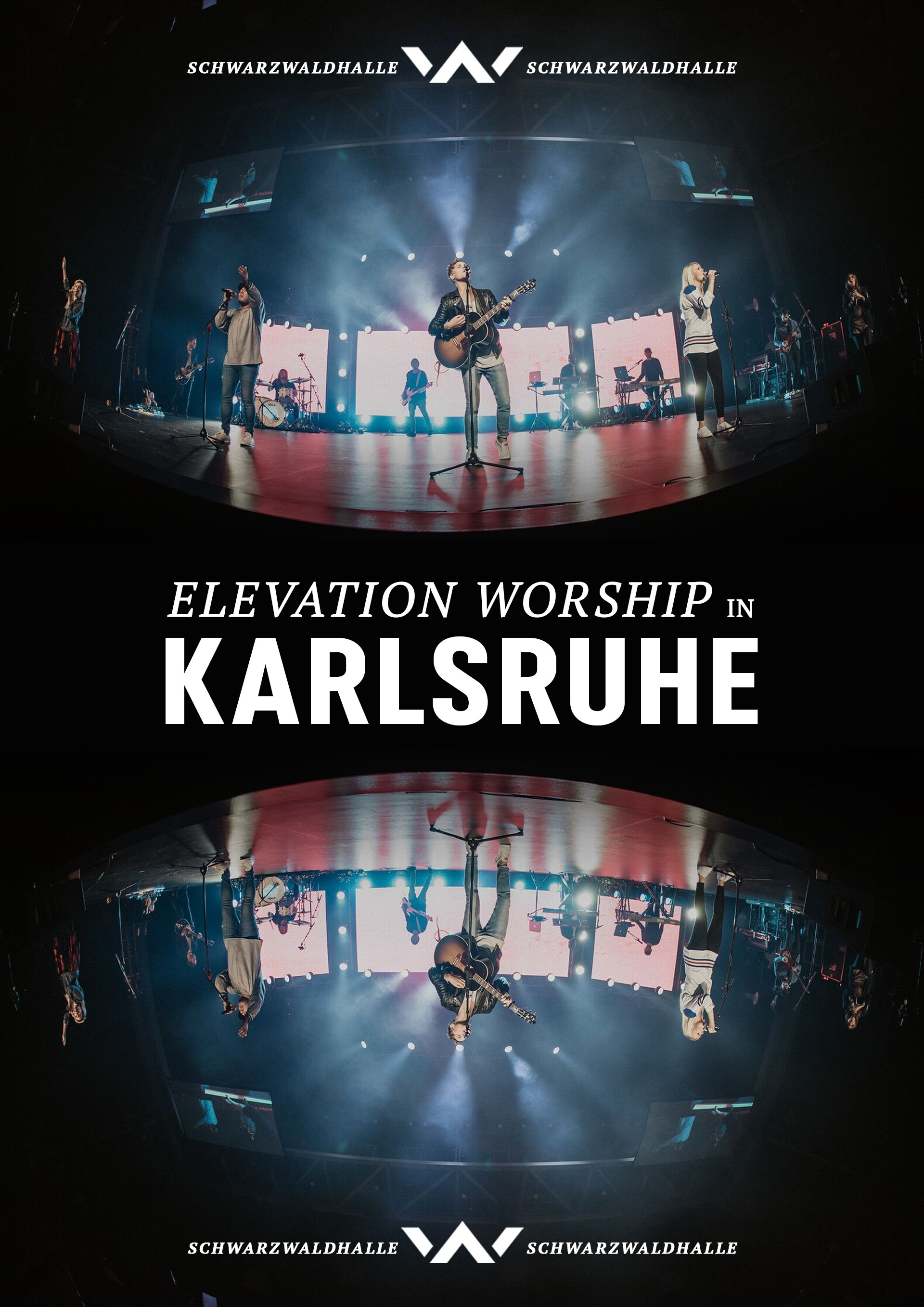 Elevation Worship in Karlsruhe | Heart Encounter