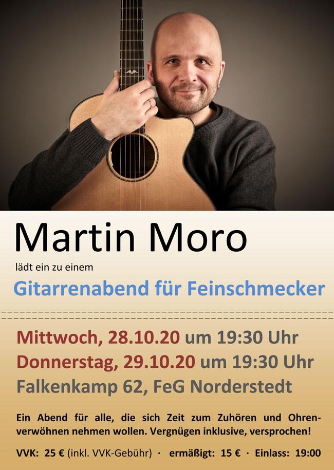 Martin Moro - 28.10.2020