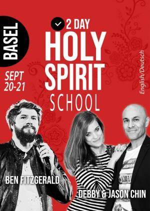 HOLY SPIRIT SCHOOL - 2 DAY (English/Deutsch)