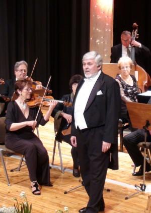 """""""Neujahrskonzert"""" - mit dem Kammerorchester Russ"""""""
