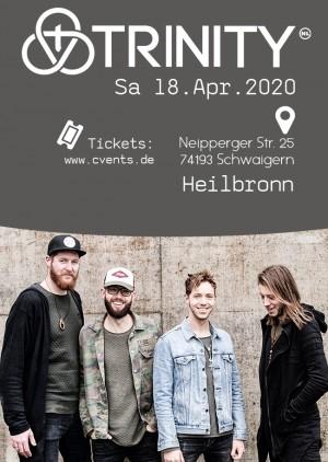 Konzert mit Trinity (NL)