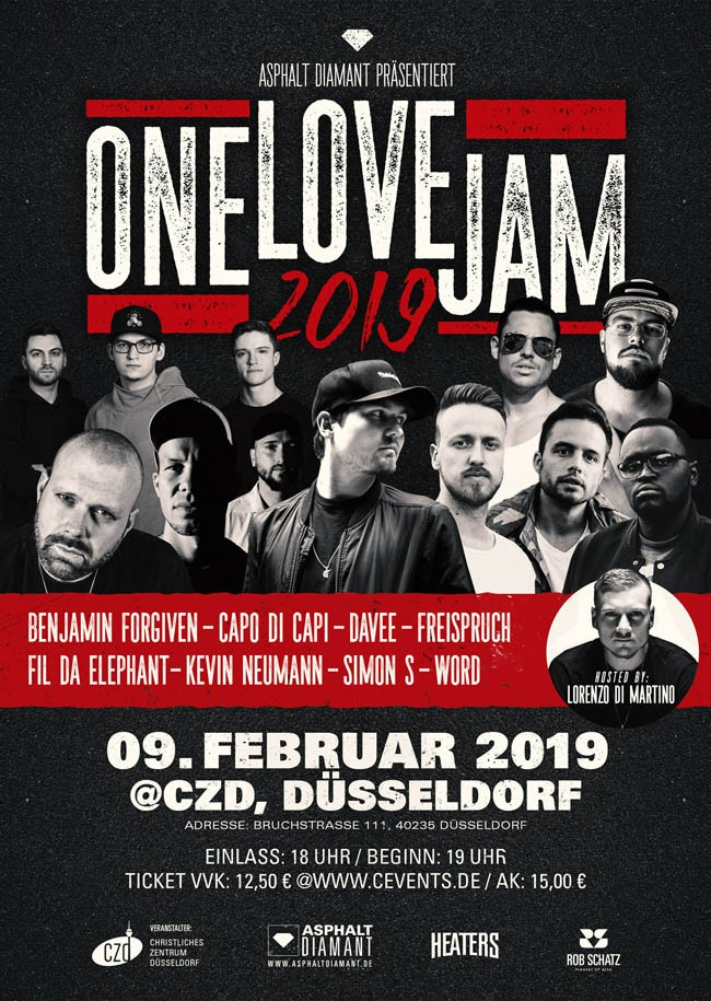 ONE LOVE JAM