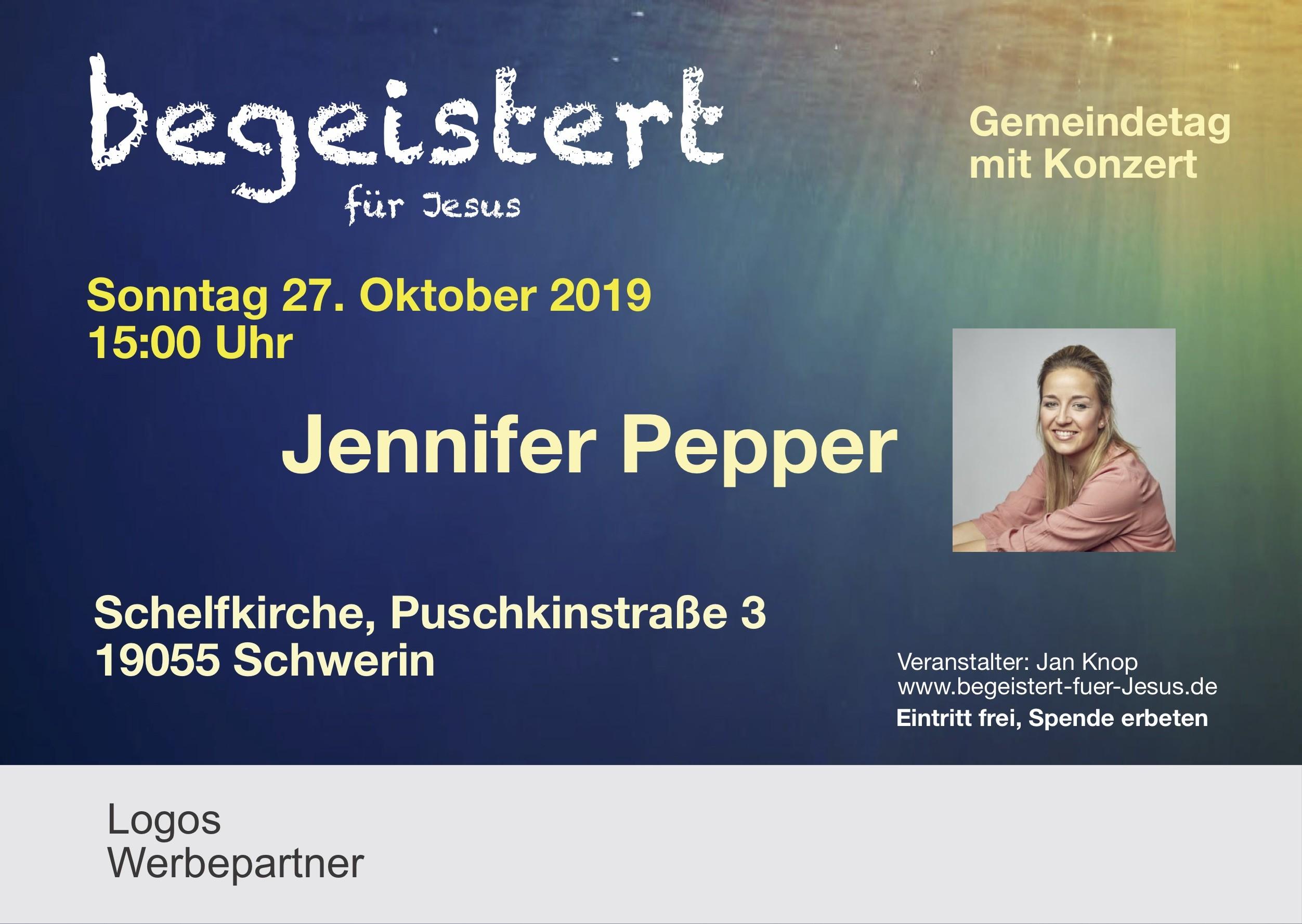 Jennifer Pepper