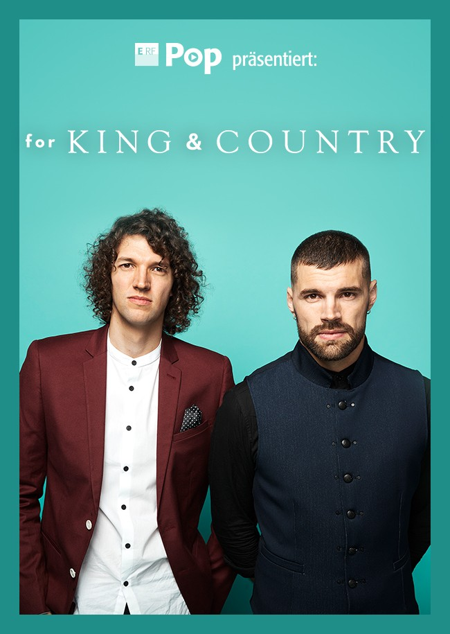 For King and Country - Live in Bremen