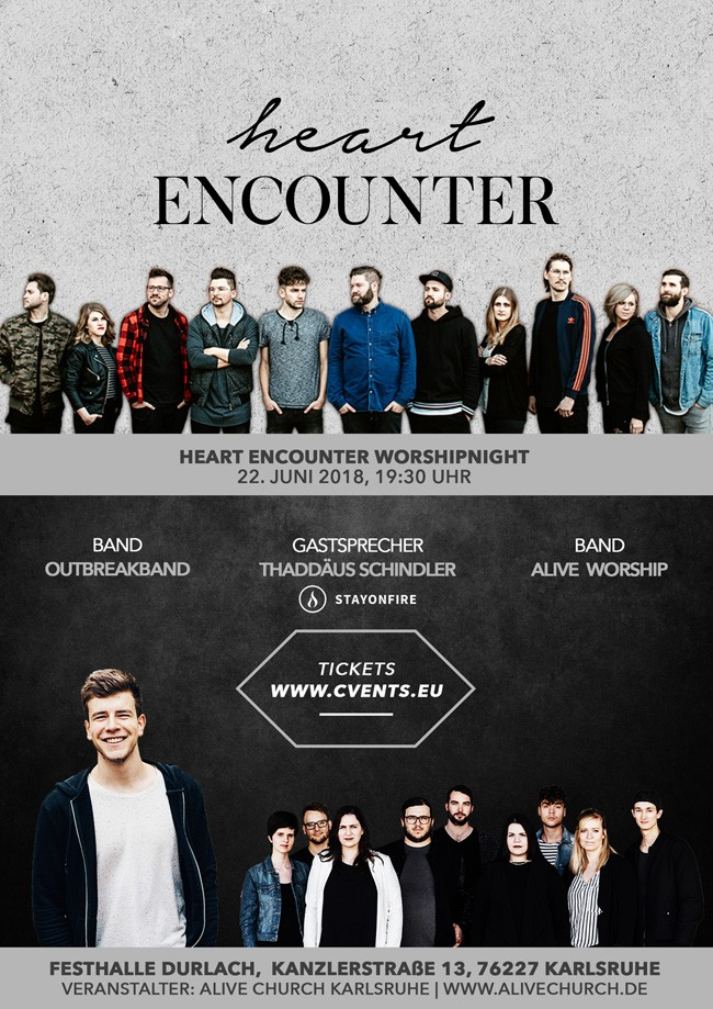 Heart Encounter - Worshipnight