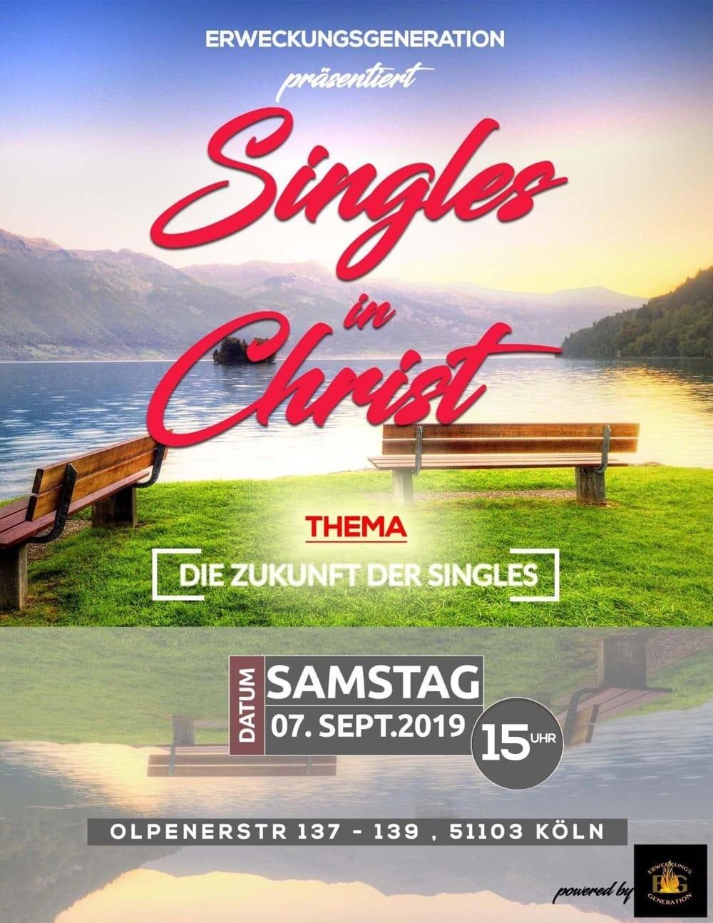 Singles in Christ