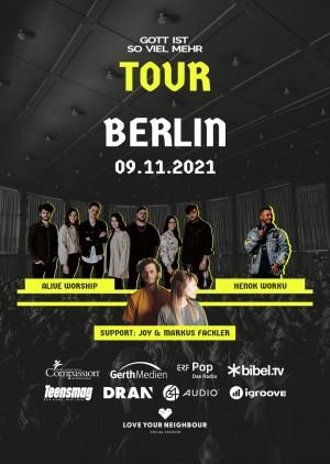 Alive Worship in Berlin