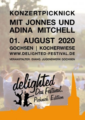 delighted - Das Festival. 2020 - Picknick Edition
