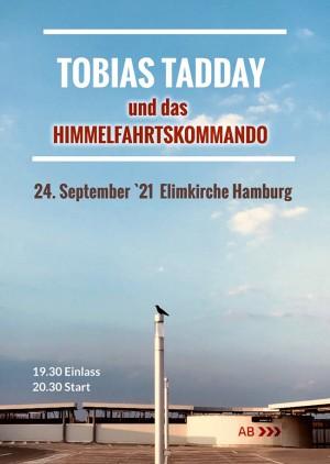 Tobias Tadday und das Himmelfahrtkommando