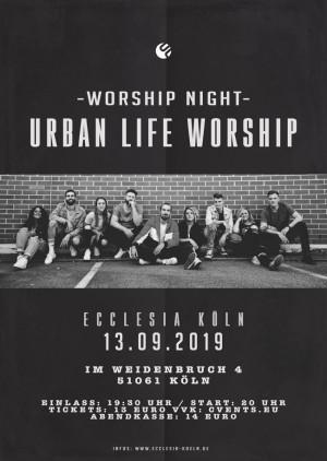 Urban Life Worship in Köln