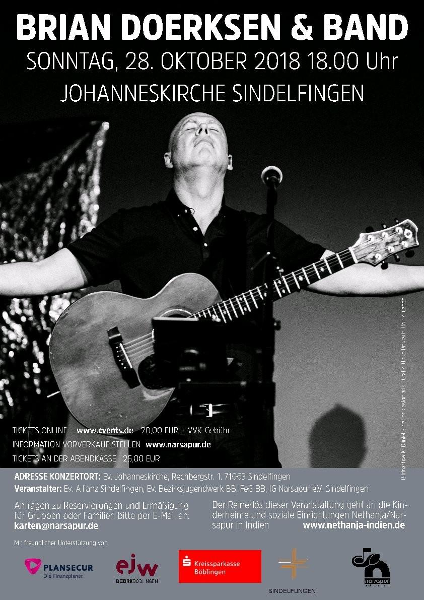 Brian Doerksen u. Band