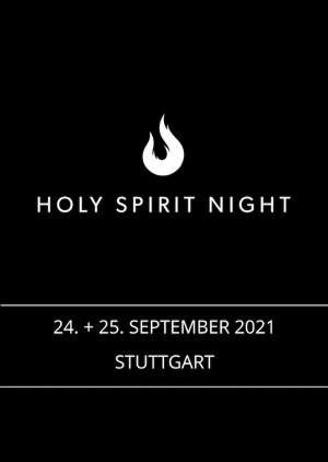 Holy Spirit Night