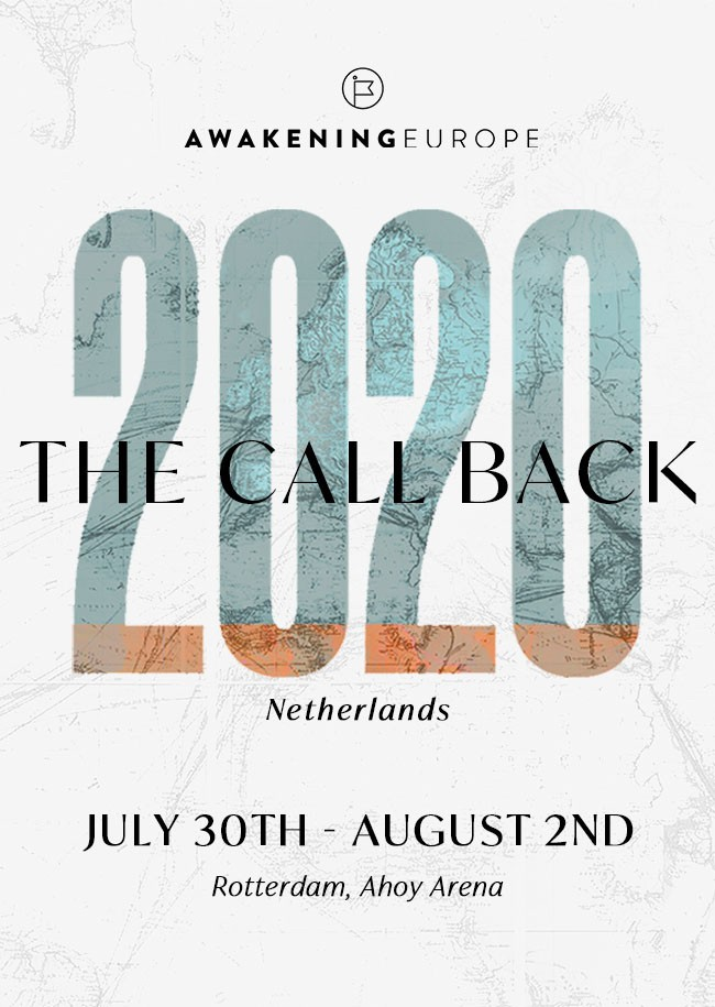 Awakening Europe - The Call Back 2020
