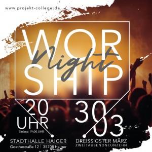 WorshipNight