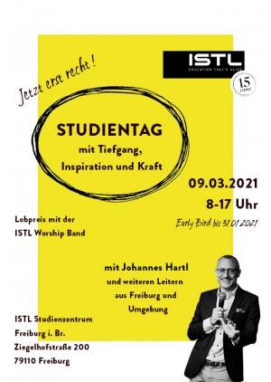 Studientag mit Johannes Hartl