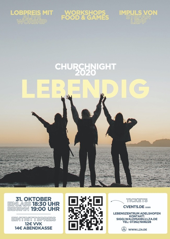 Churchnight Adelshofen