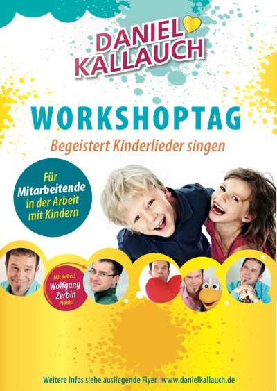 "Workshop ""Begeistert Kinderlieder singen"""