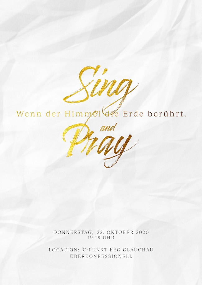 Sing and Pray