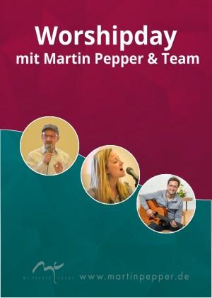 Inspirationstag Anbetung mit Martin Pepper