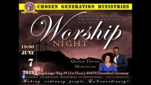 WORSHIP Night
