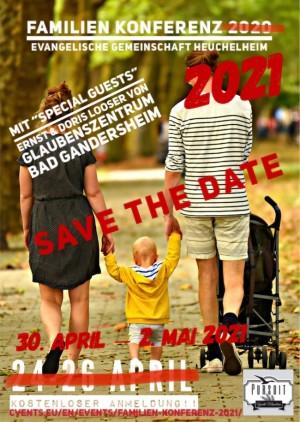 Familien Konferenz 2021