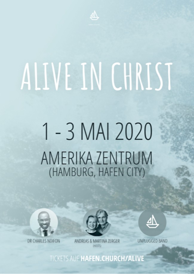 Alive In Christ
