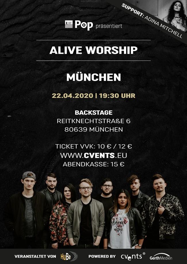 Alive Worship in München