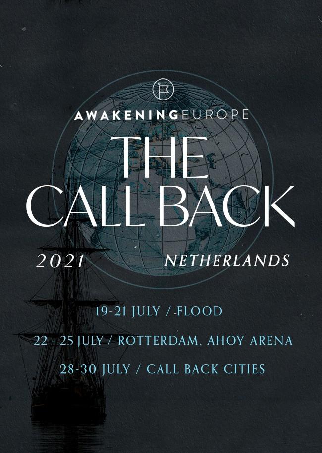 Awakening Europe - The Call Back