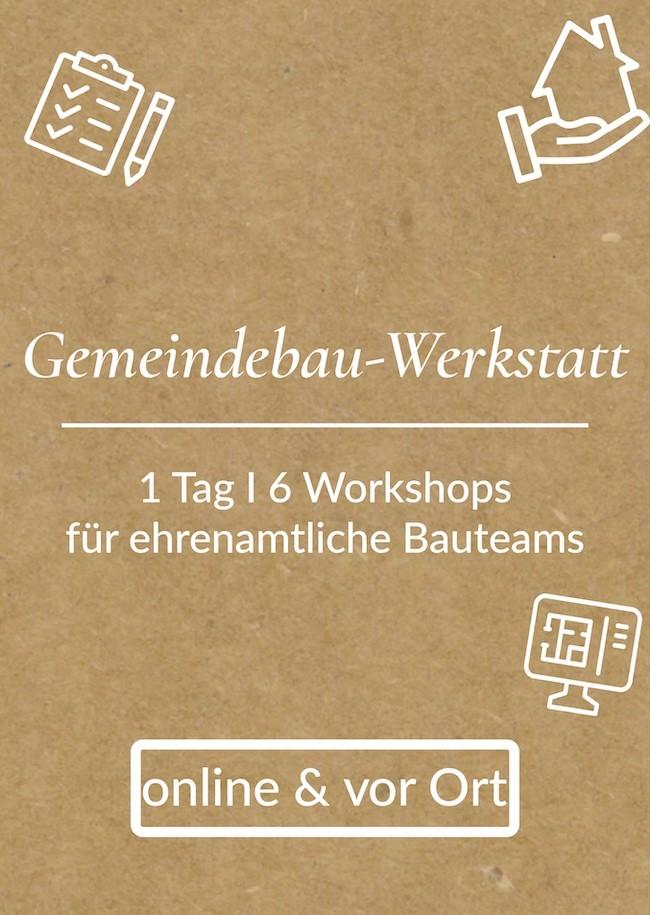 Gemeindebau-Werkstatt