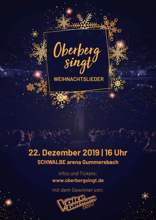Oberberg singt