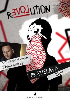 Holy Spirit Night Bratislava