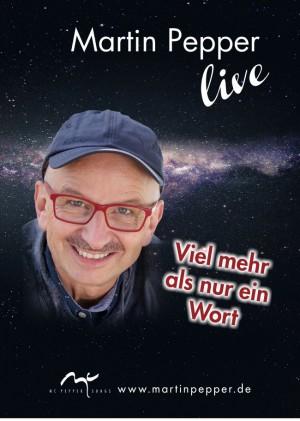 Martin Pepper - live