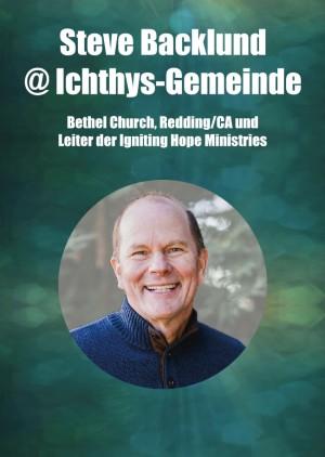 Steve Backlund @ Ichthys-Gemeinde