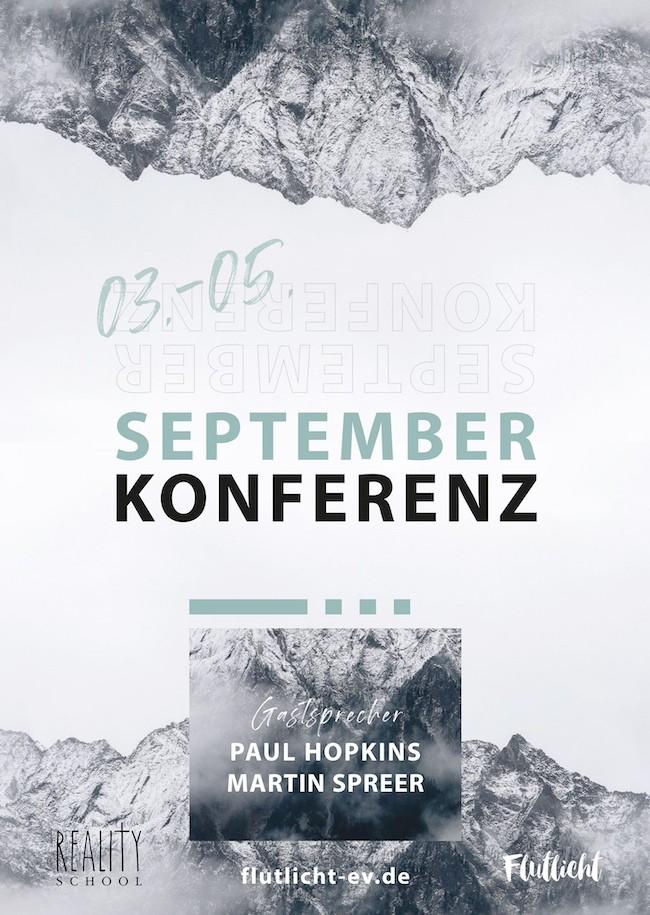 Septemberkonferenz 2021