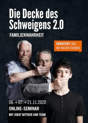Online Seminar: Decke des Schweigens 2.0