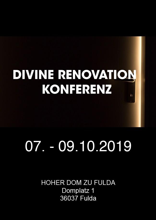 Divine Renovation Konferenz
