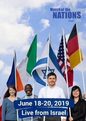 March of the Nations compact Israel