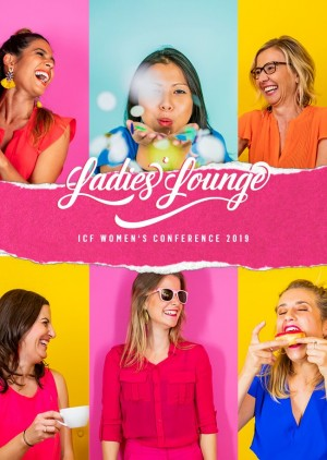 ICF Ladies Lounge 2019 - JOY! in Berlin