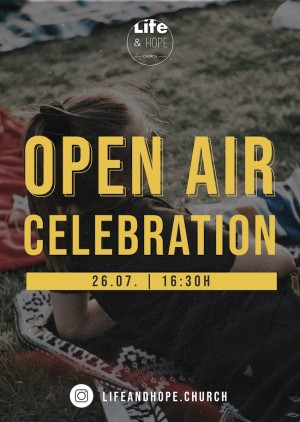 Open Air Celebration
