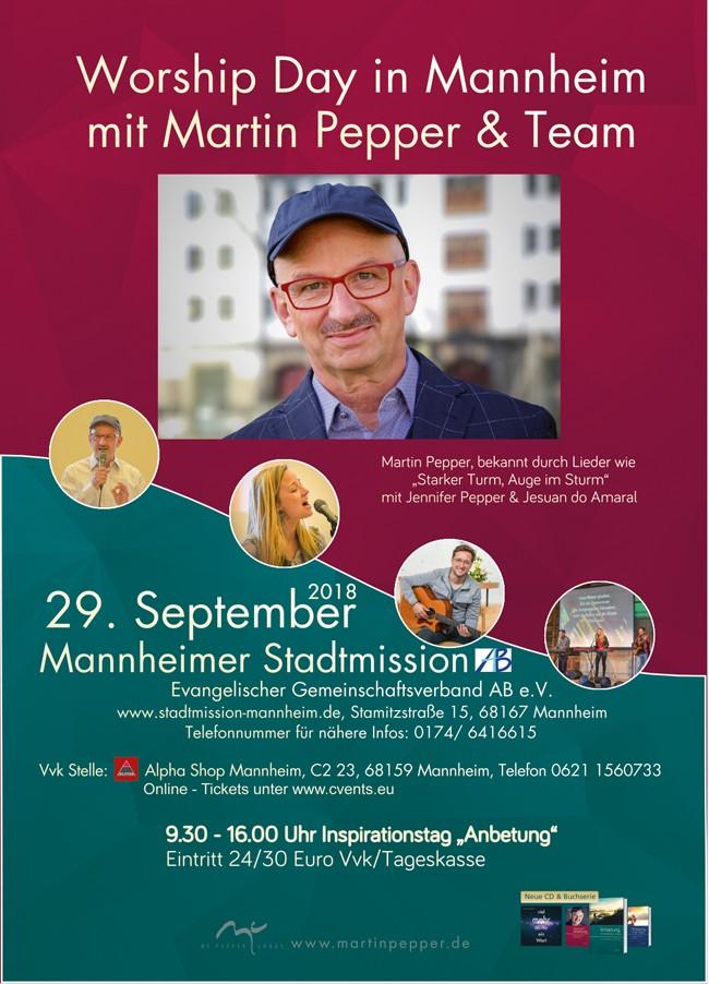 Worship Day in Mannheim
