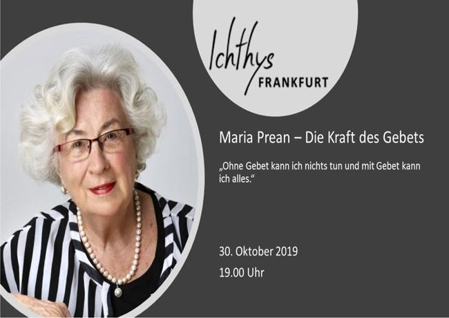 Maria Prean - Die Kraft des Gebets