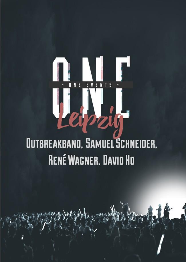 ONE Leipzig   Outbreakband und Samy Schneider