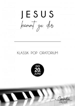 Jesus kommt zu dir